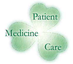 Patient, medicine and care